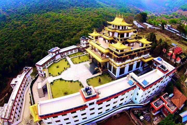 尼泊爾寺院